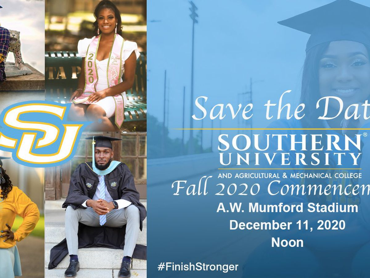 SU announces in-person fall commencement ceremony