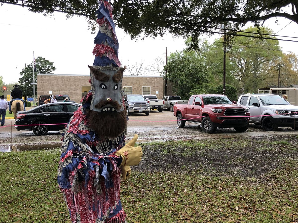 Mamou celebrates Mardi Gras with begging and chicken, not floats and parades