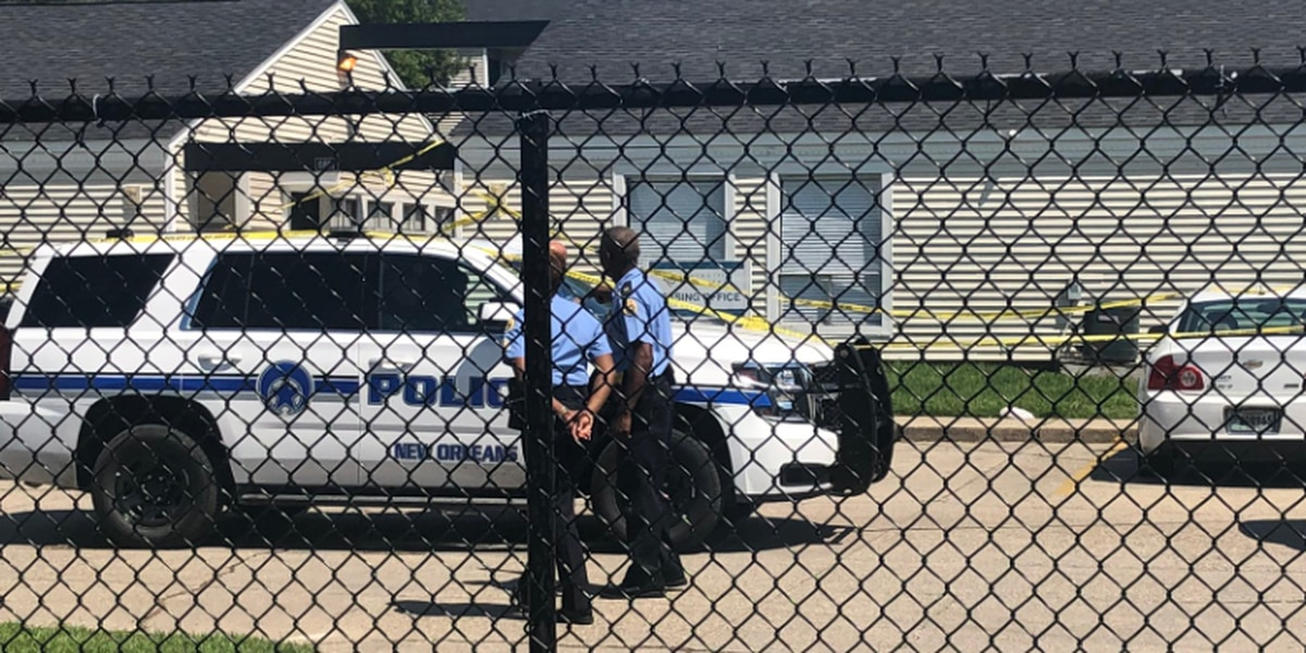 New Orleans police kill armed man during assault investigation in New Orleans East