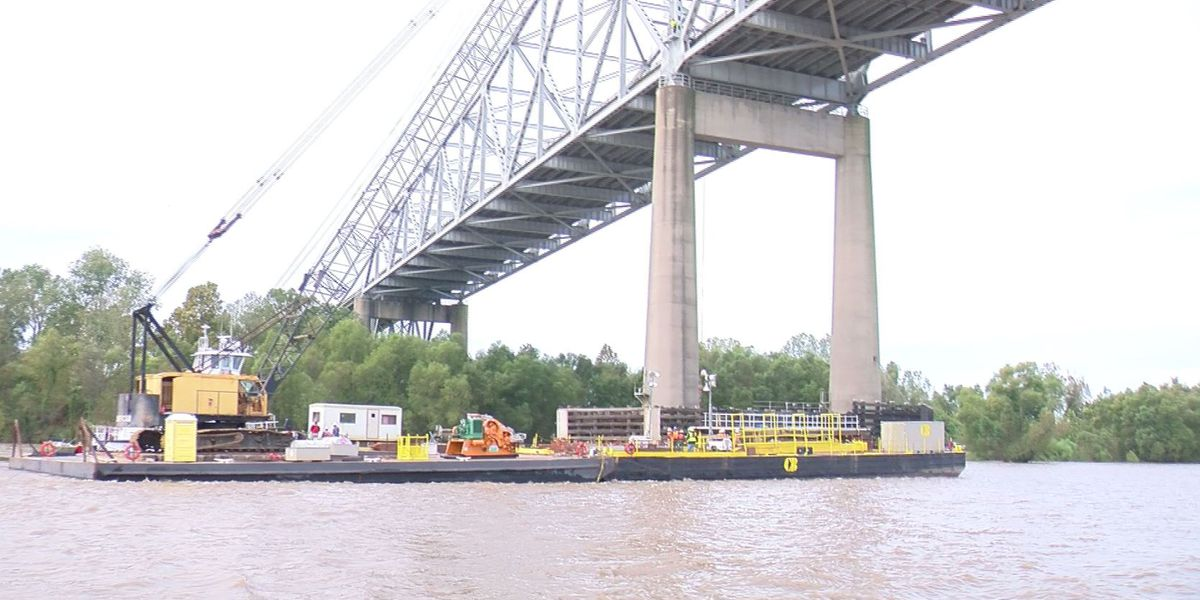 DOTD engineer may have questionably close relationship with owner of company repairing Sunshine Bridge