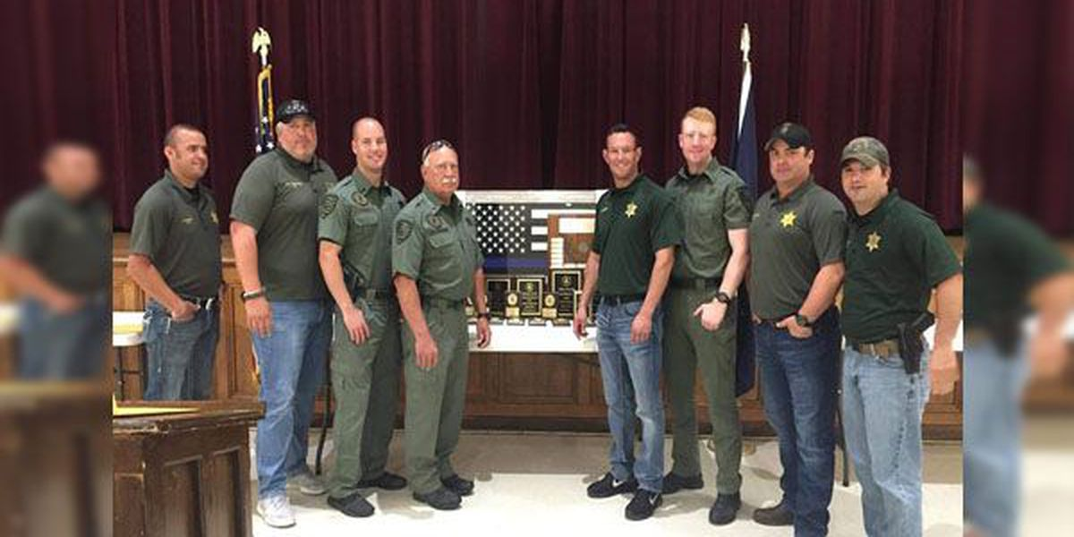 East Baton Rouge Parish Sheriff's Office wins 'Top Dog' award for fourth year in a row