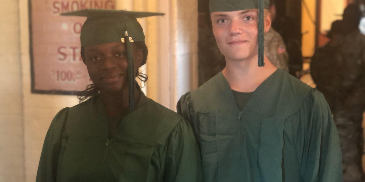 Louisiana National Guard Youth Challenge Program graduates 171 cadets
