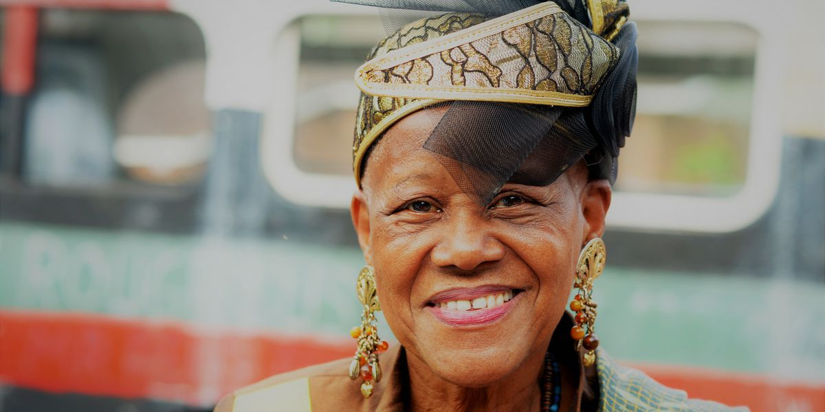 Sadie Roberts-Joseph honored with Unsung Hero Award