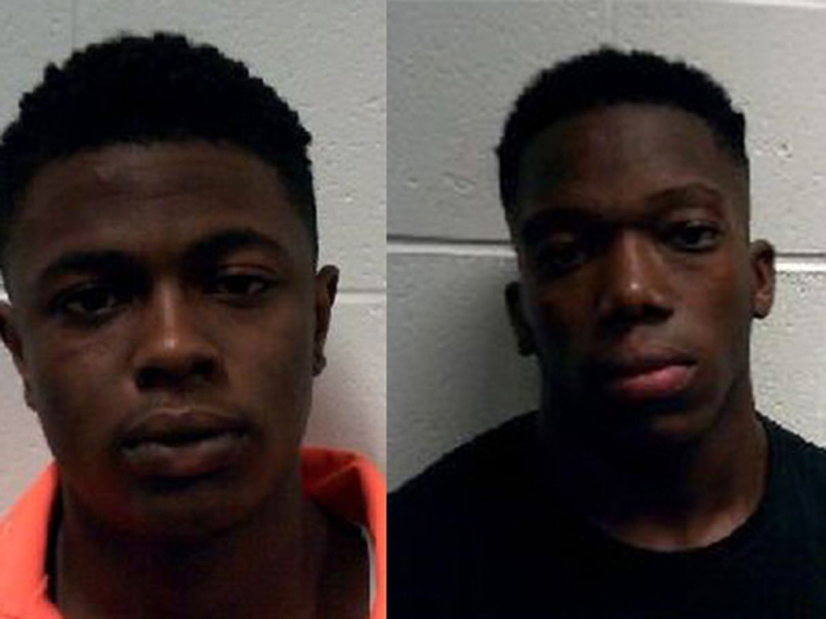 2 arrested, 1 wanted after multiple vehicle burglaries in Keystone subdivision