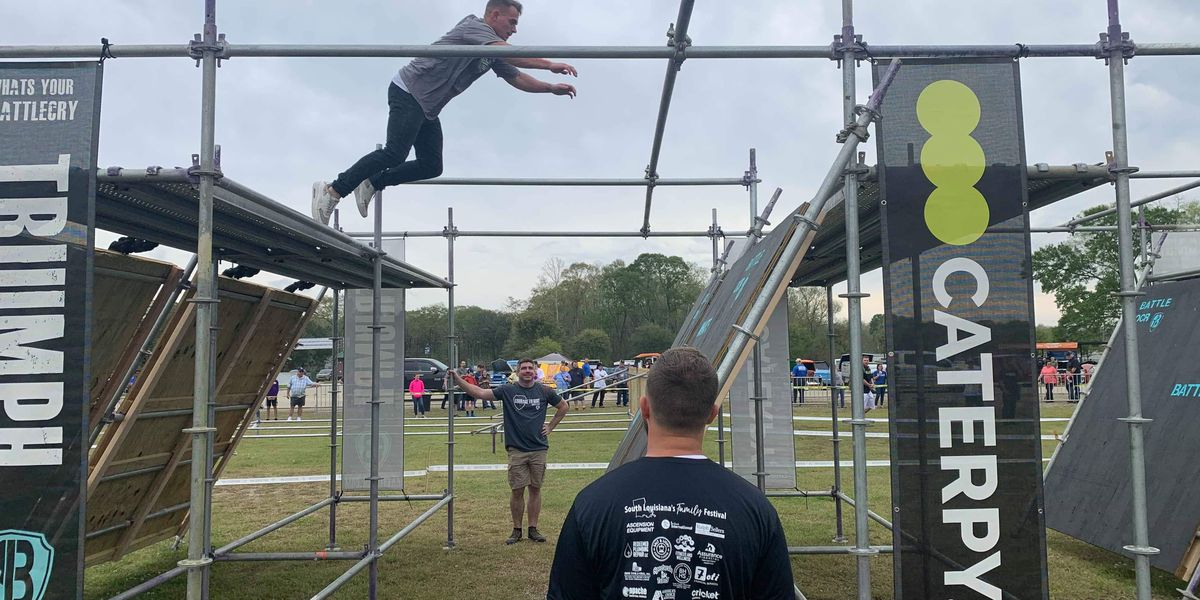 How to get started with obstacle course racing