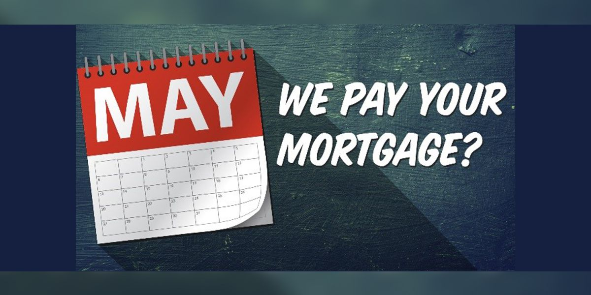 Credit union launches #MayWePayYourMortgage contest