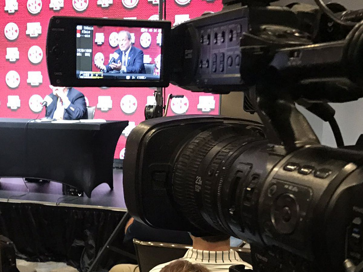 SEC Media Days 2019 continues with Georgia, Ole Miss, Tennessee, and Texas A&M on Day 2