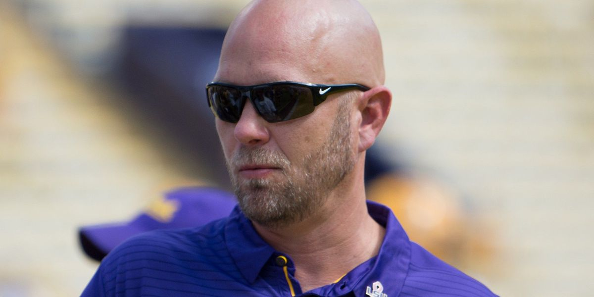 LSU and Matt Canada reach agreement to part ways
