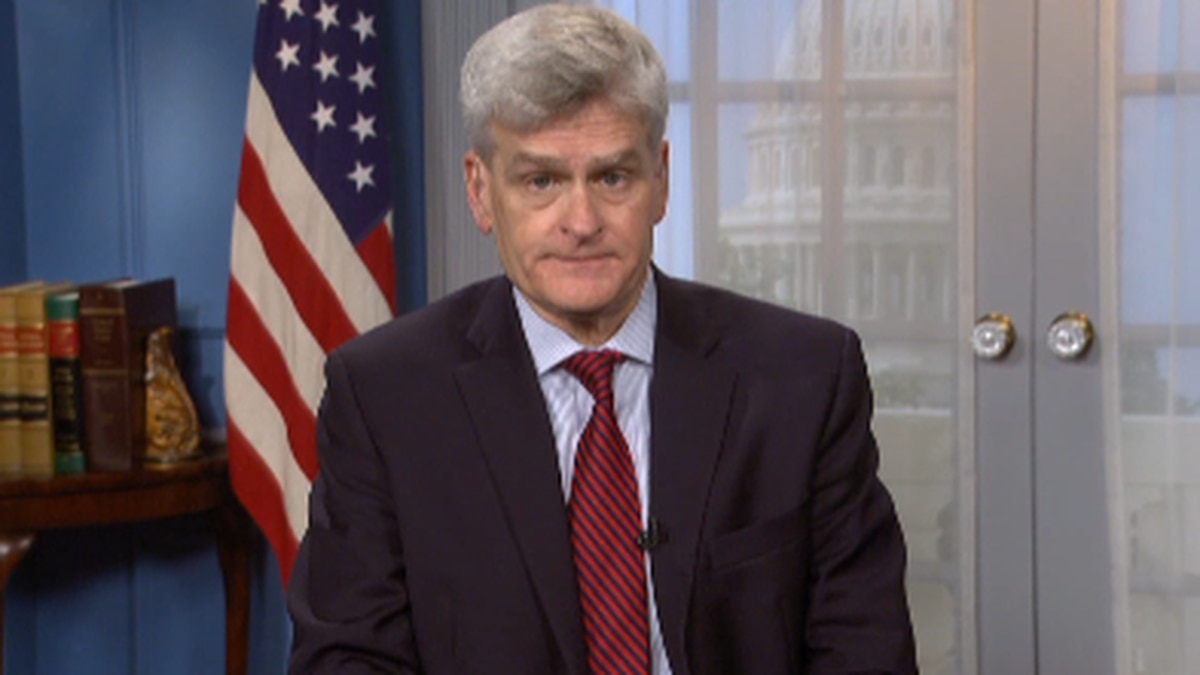 Sen. Cassidy outlines what he favors for new stimulus checks & extended jobless benefits amid the pandemic