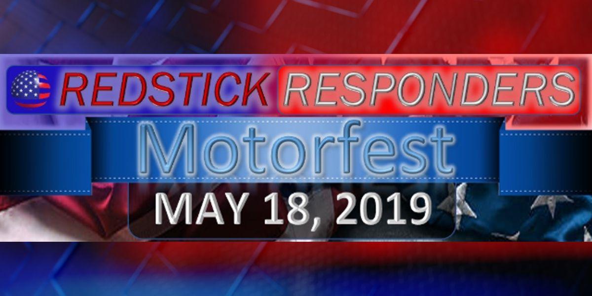 RedStick Responders Motorfest will be held May 18