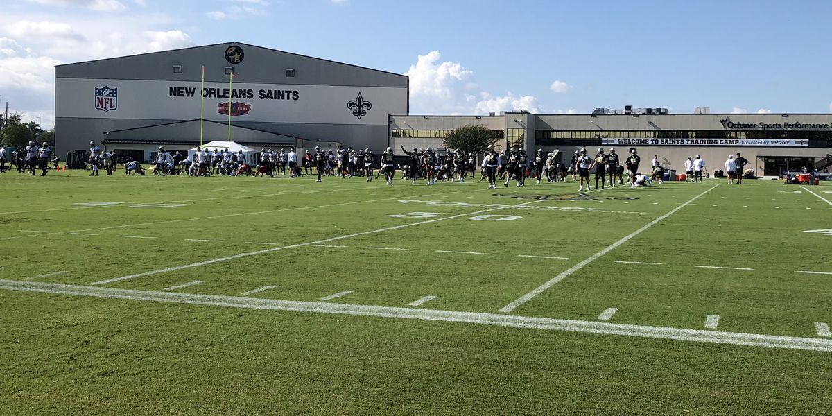 Sean Payton pleased with first Saints practice, despite Michael Thomas absence