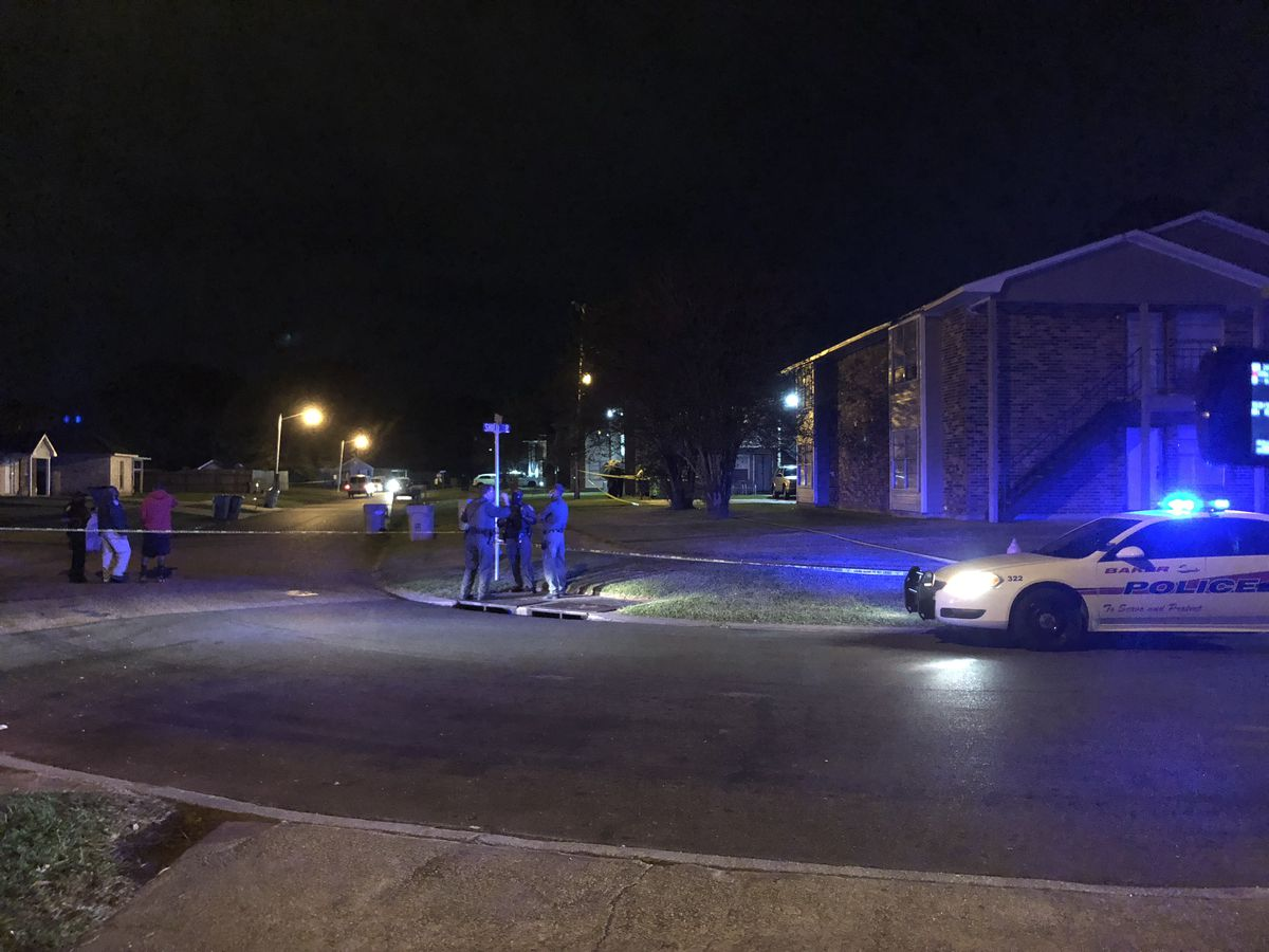 Woman shot and killed in Baker, police say