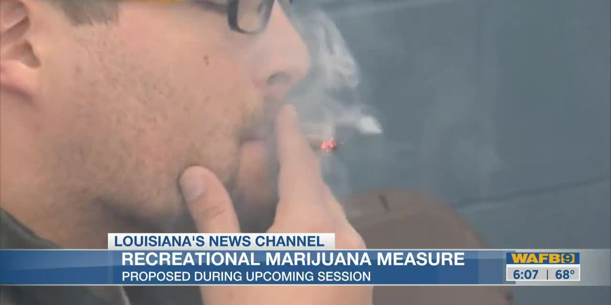 La. lawmaker wants to give local governments ability to legalize recreational marijuana usage