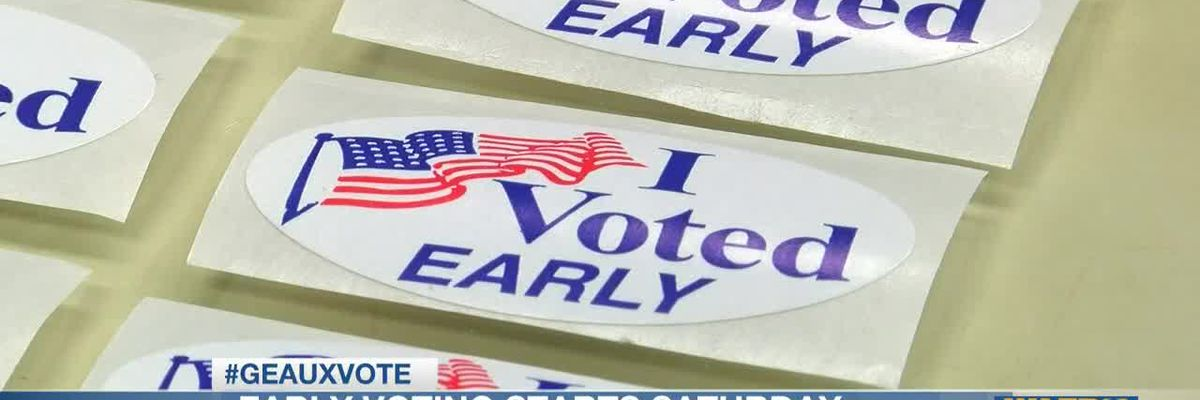 Early voting for presidential primary starts June 20