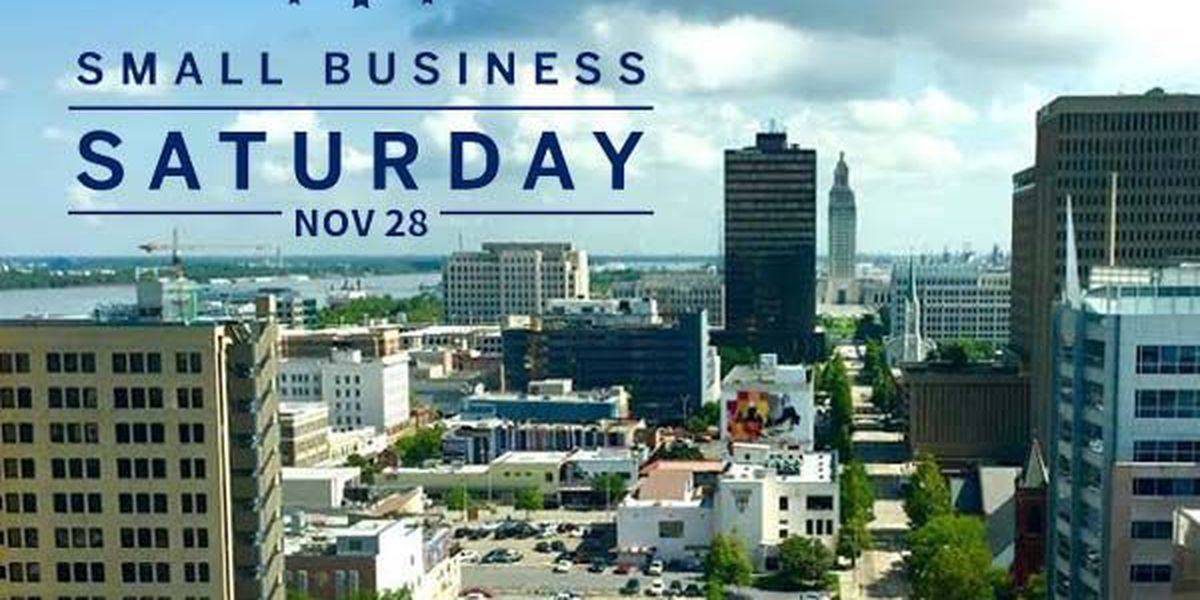 BRAC encourages participation in Small Business Saturday