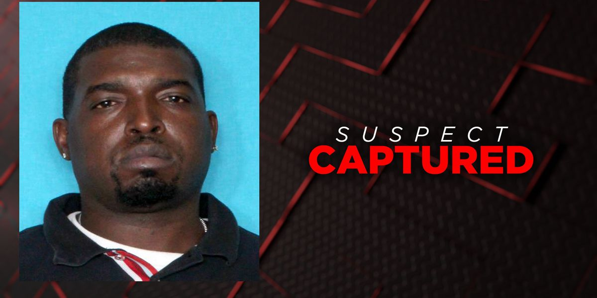 CAPTURED: Man accused of severely beating woman, threatening her turns himself in