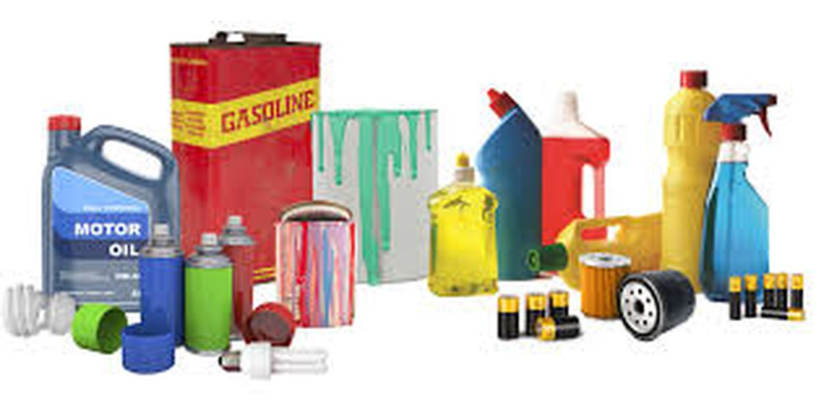 Ascension Parish hosting hazardous materials collection day
