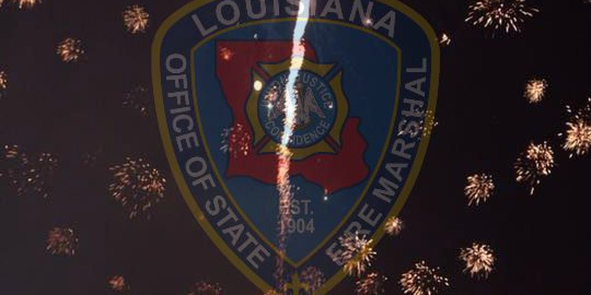 State Fire Marshal's Office offers fireworks safety tips