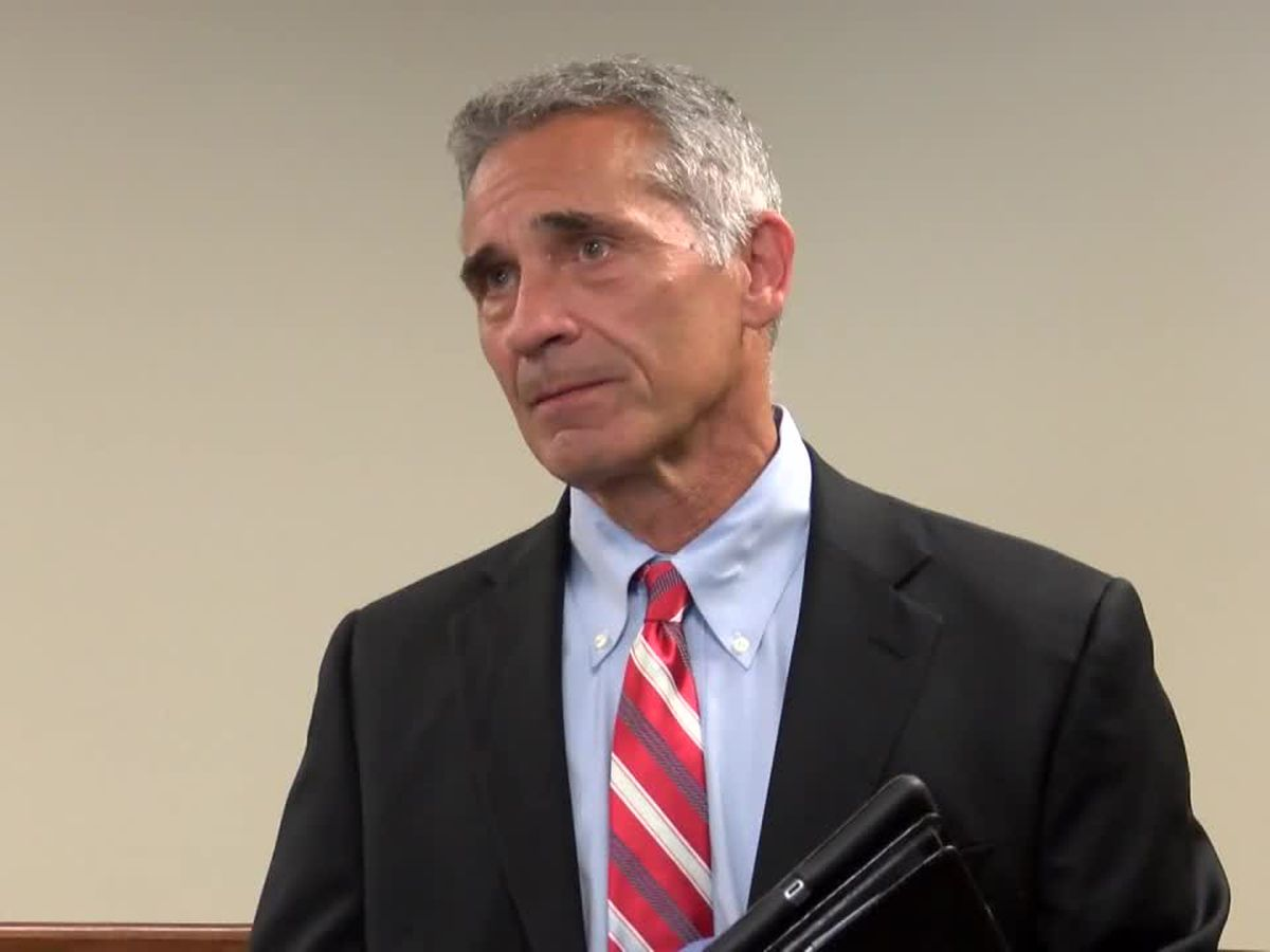 Ala. Senate leader says his comments on COVID-19 were a poor choice of words