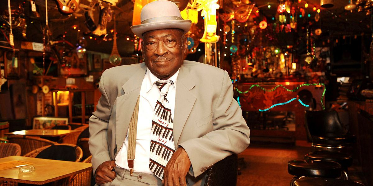 Funeral services announced for Baton Rouge blues legend Henry Gray