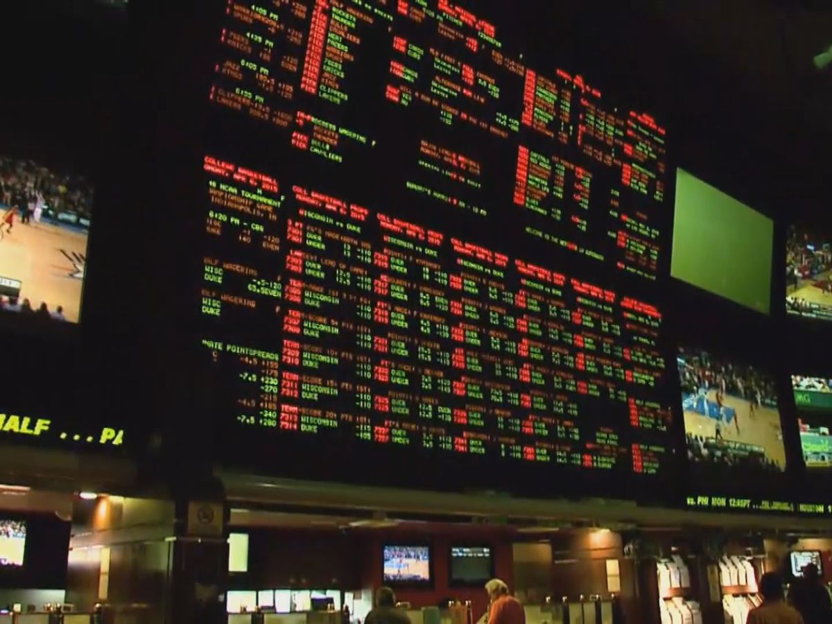 Sports betting bill advances in state capitol