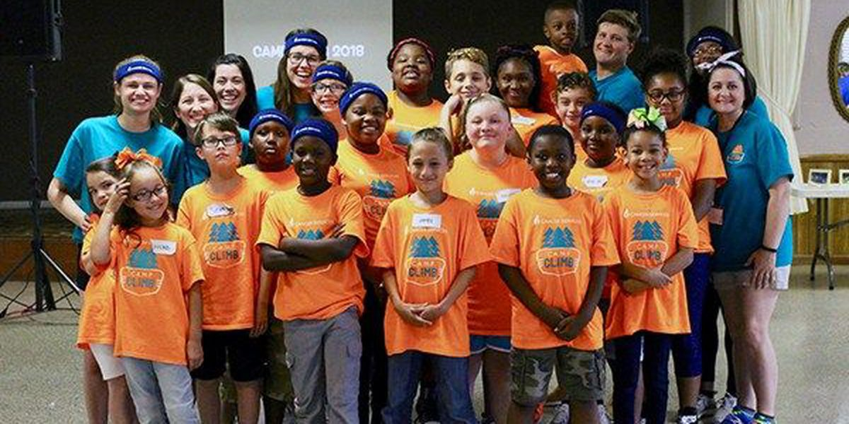 5th Camp Climb concludes with party for kids impacted by cancer