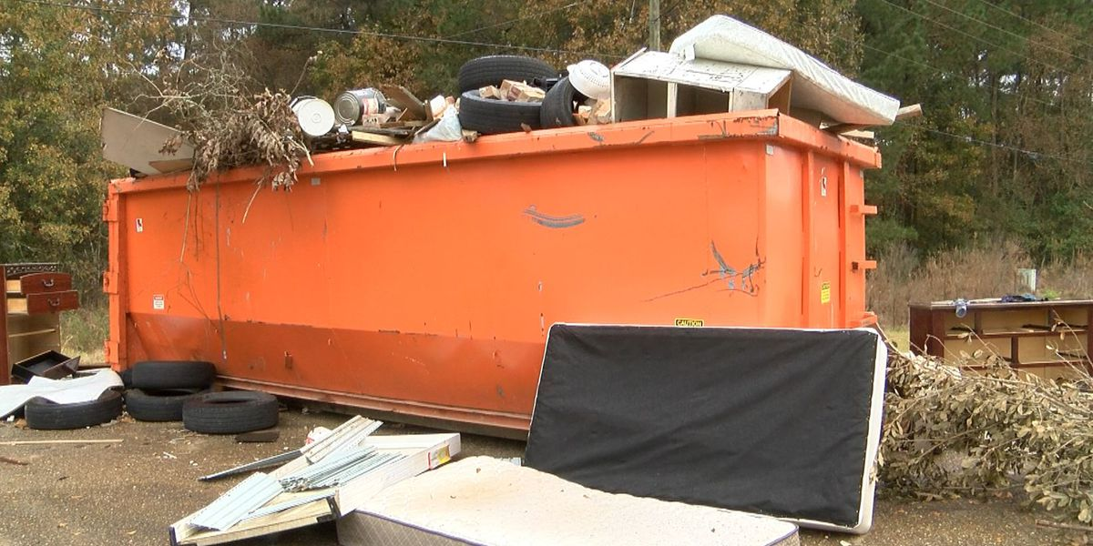 ACTION JACKSON: Residents fed up with illegal dumping off of North Flannery Road