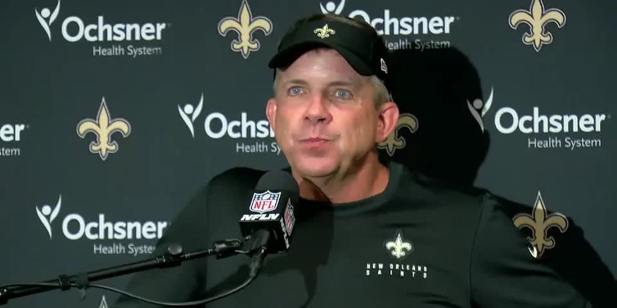 Coach Payton breaks down the Saints win over the Jets