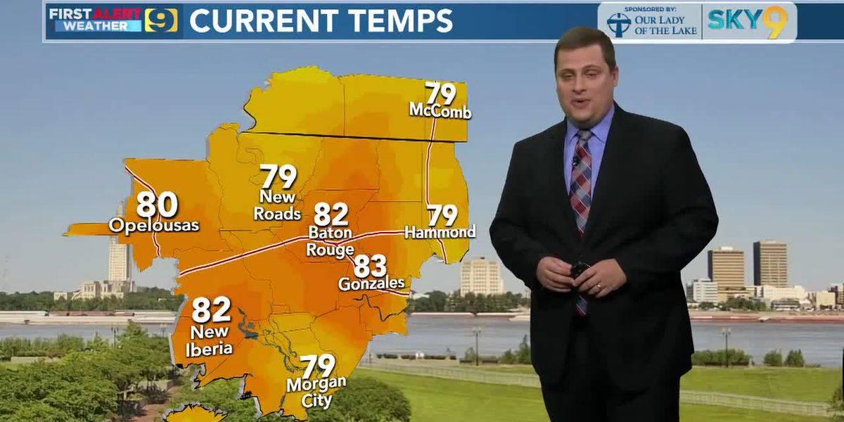 9News Alert at 4 weather, Thurs. May, 6, 2021