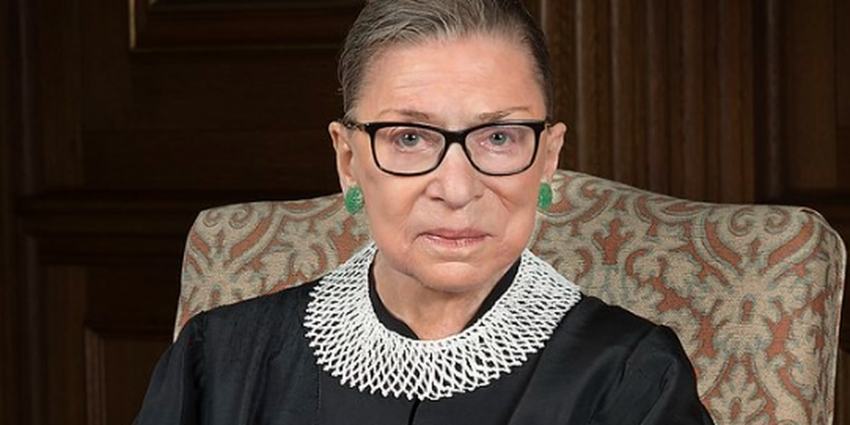 Body of Justice Ruth Bader Ginsburg will lie in repose at Supreme Court