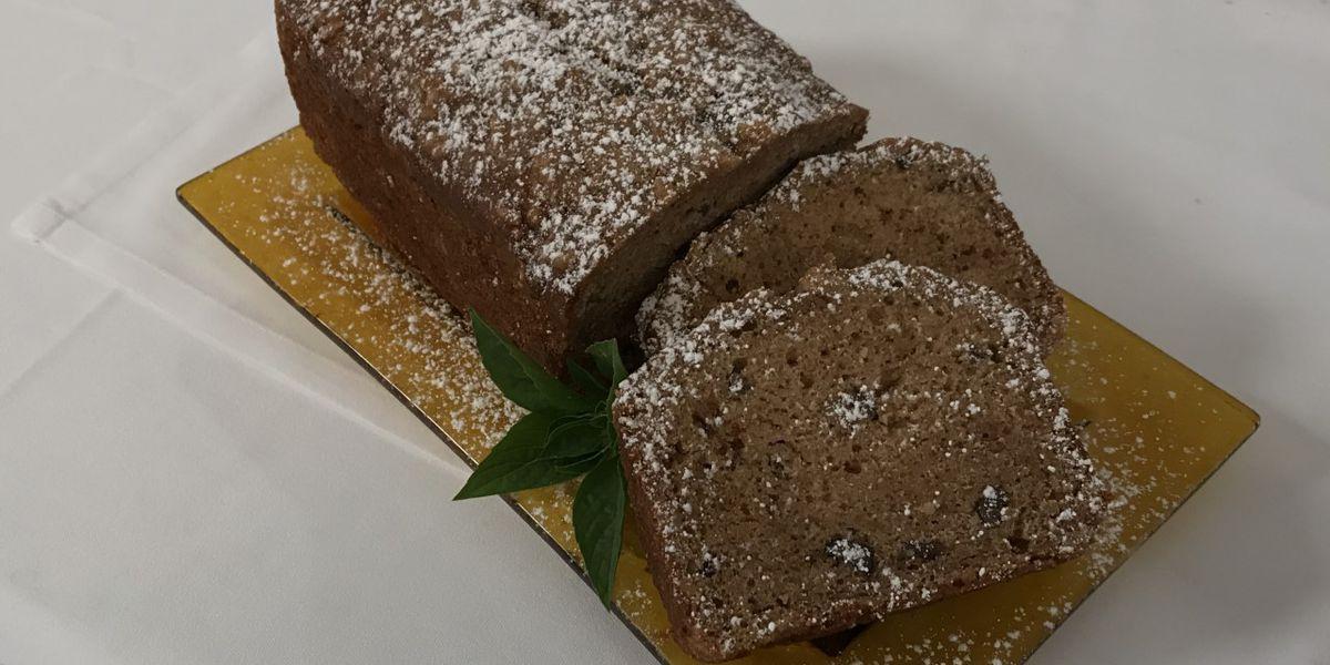 Bavarian Apple Walnut Bread