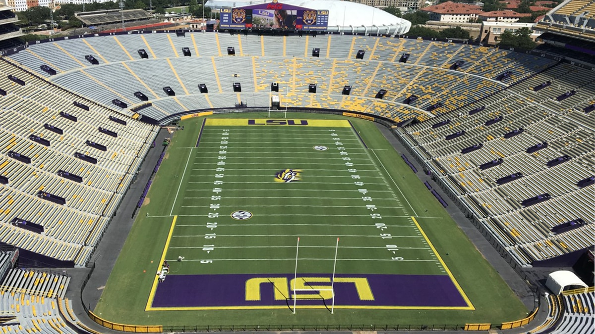 THE 25%: Reduced capacity fans will have to do the work of 100,000 to uphold Death Valley's reputation