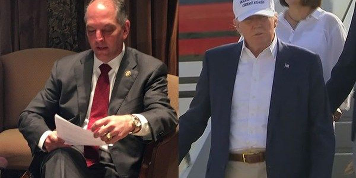 President Trump approves pre-disaster emergency declaration request from Gov. Edwards