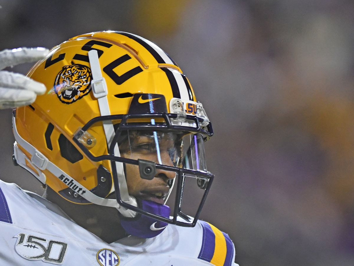 Parents of LSU WR Ja'Marr Chase express how proud they are ahead of Biletnikoff Award announcement