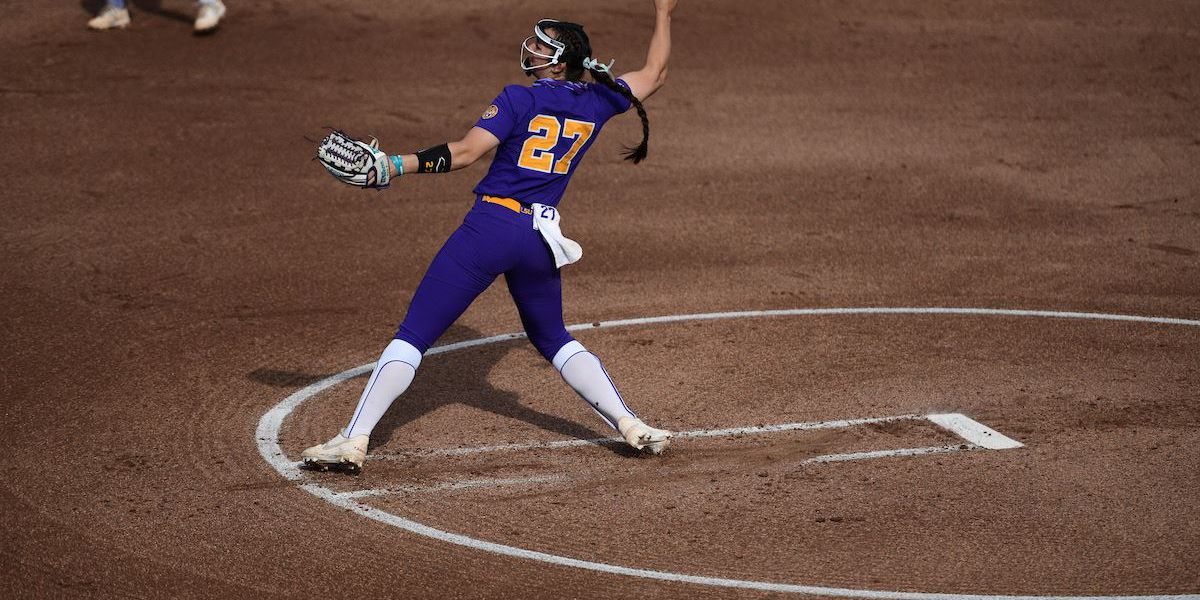 No. 15 LSU drops game one to N.C. State 3-1