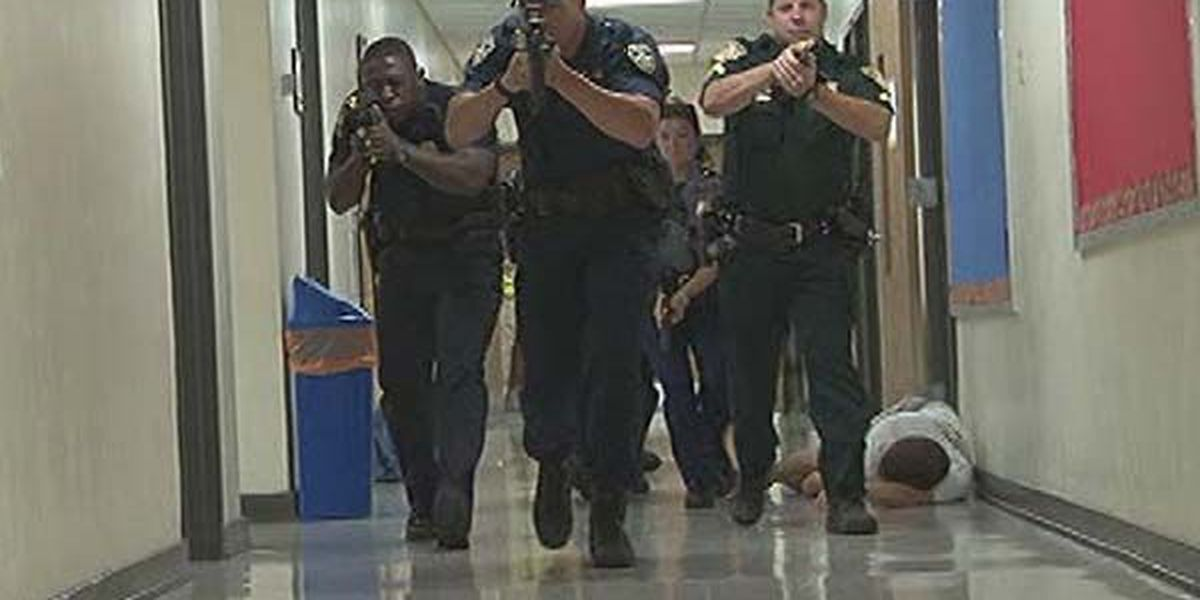 Active Shooter event proceeds going to families of fallen officers