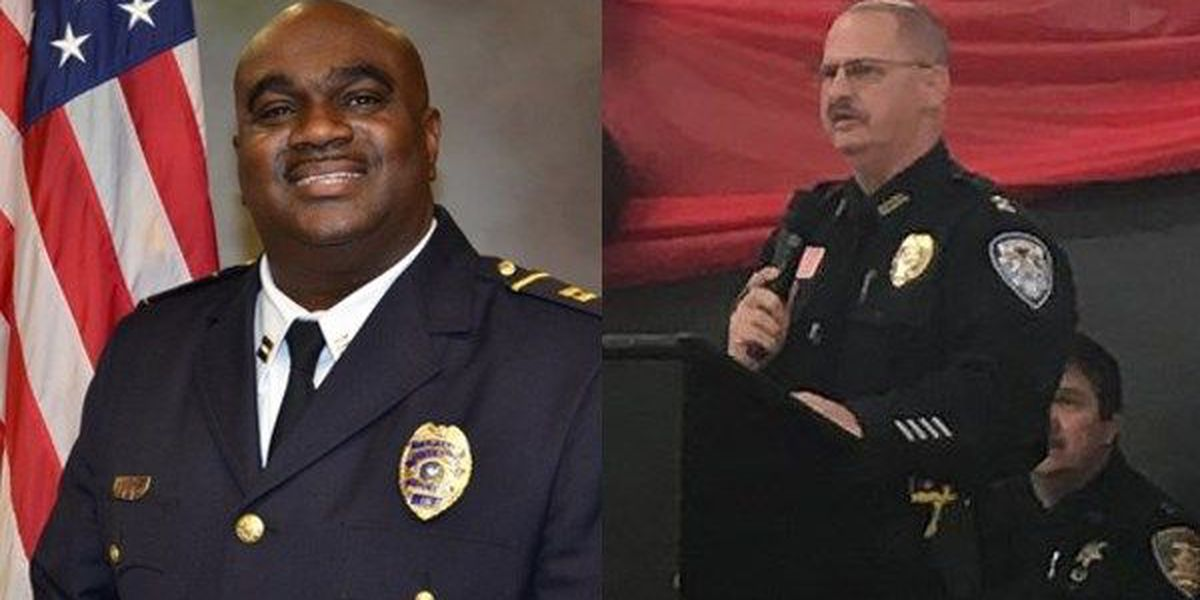 Two Democrats vying to replace retiring police chief in Baker