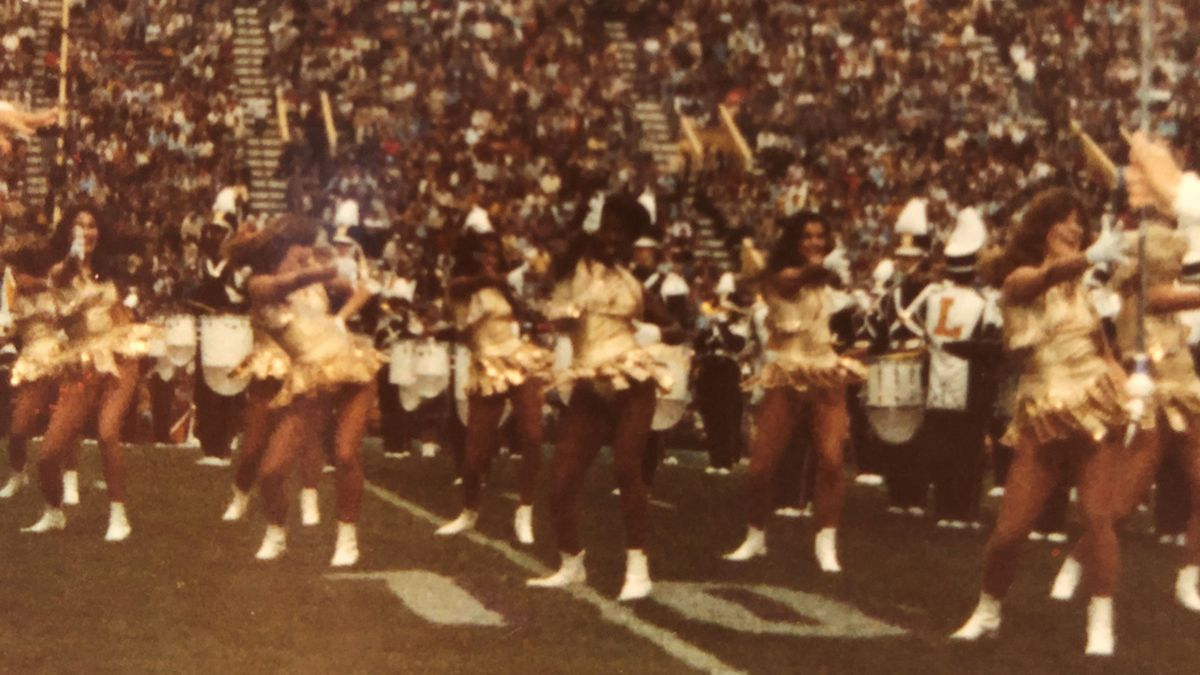 First two African American LSU Golden Girls reflect on making the squad