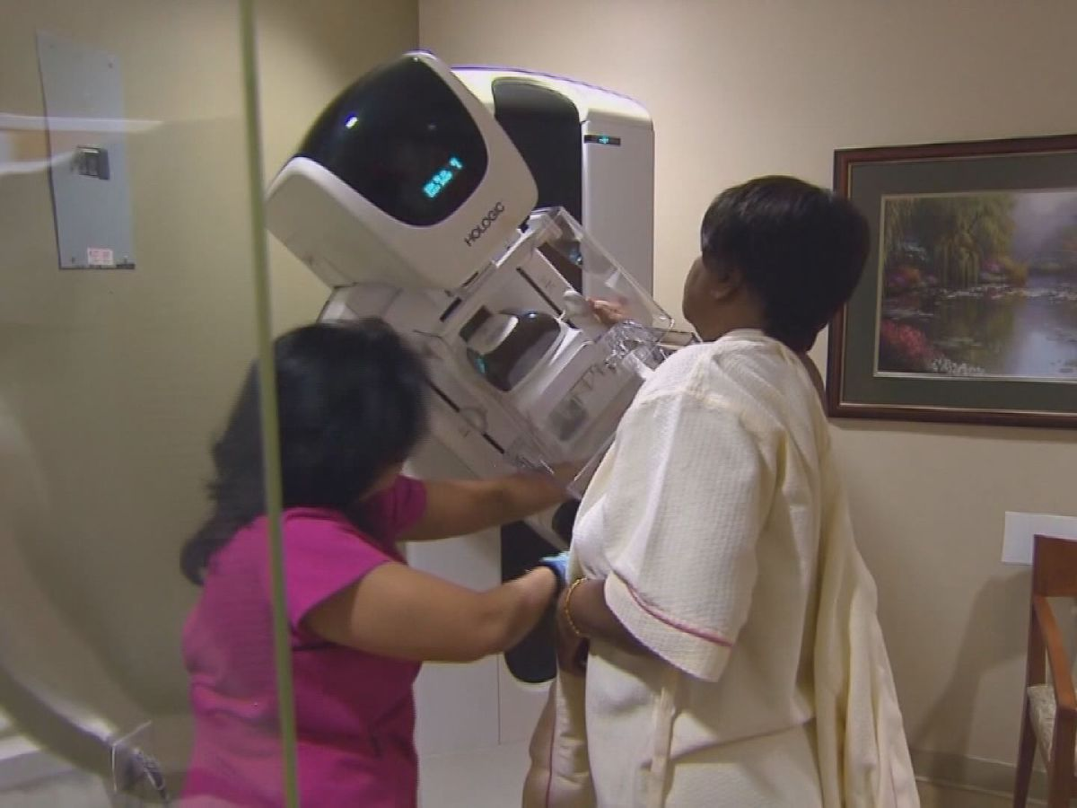 BRG offering weekend mammograms at Ascension hospital