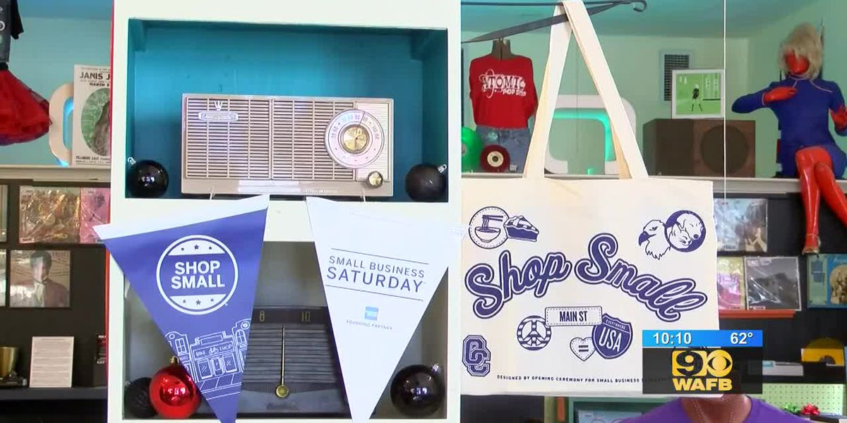 Don't forget the Small Business Saturday deals at your local stores