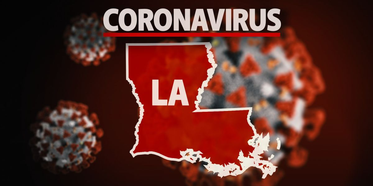 Friday, January 15: Number of coronavirus cases, deaths in Louisiana