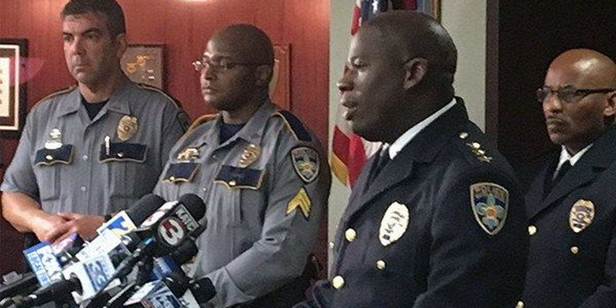 One Baton Rouge Police officer fired, other suspended for shooting of Alton Sterling