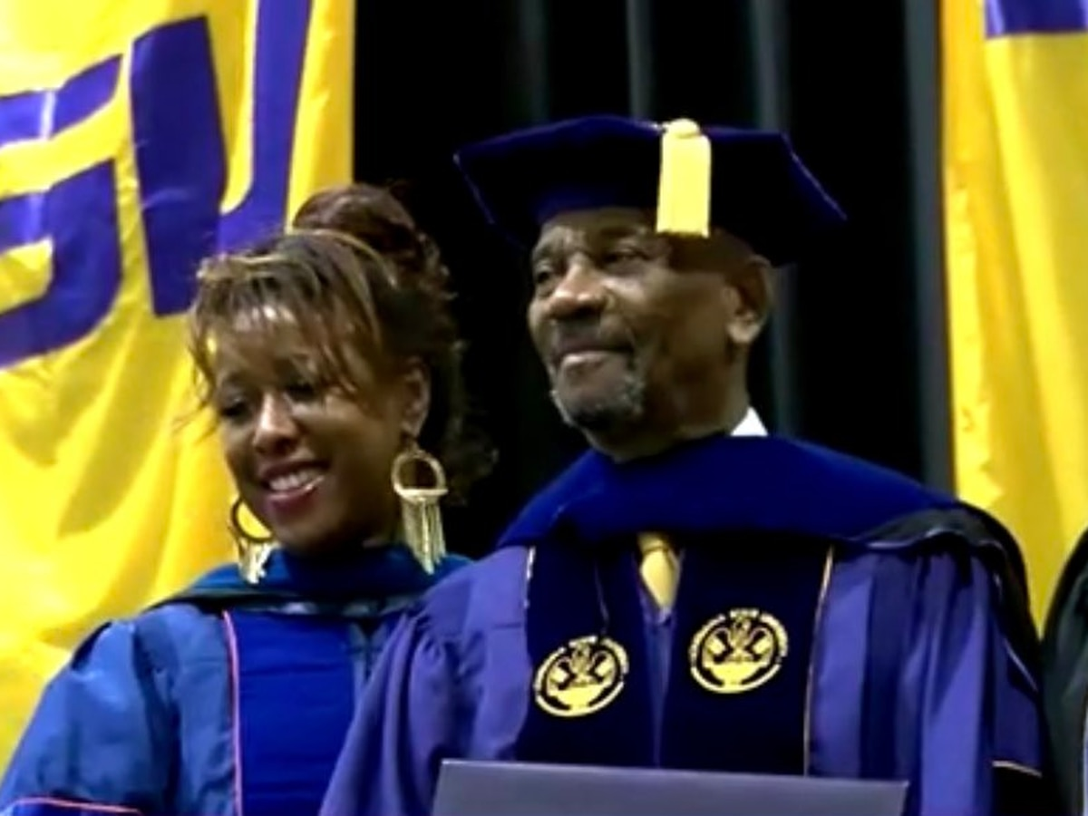 LSU, SU hold fall commencement ceremonies