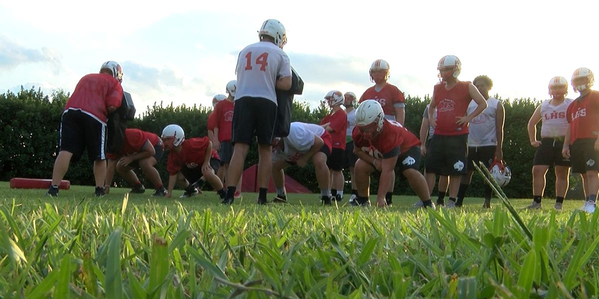 SPORTSLINE SUMMER CAMP: Loranger Wolves