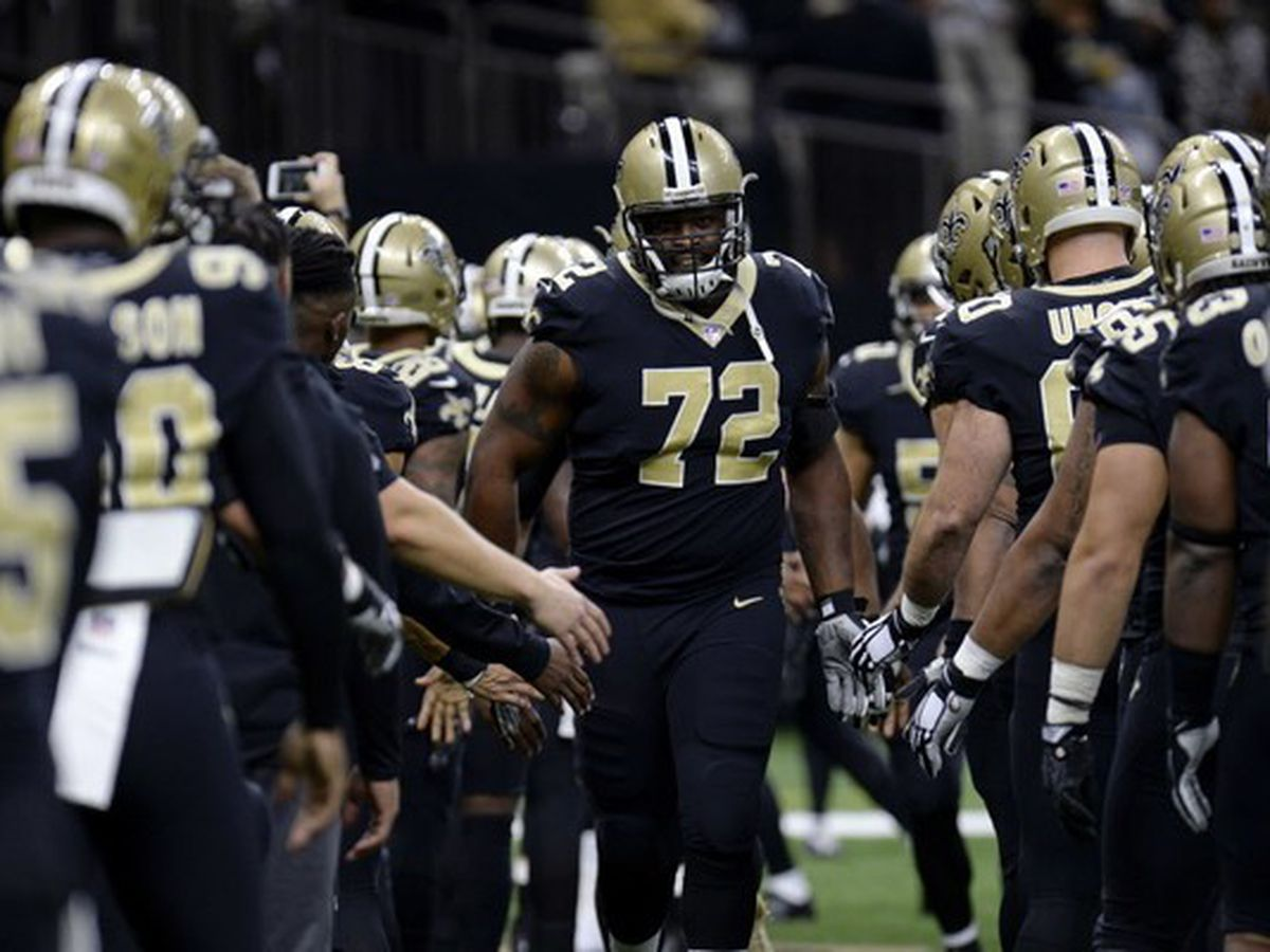 Armstead named 2019 New Orleans Saints Man of the Year