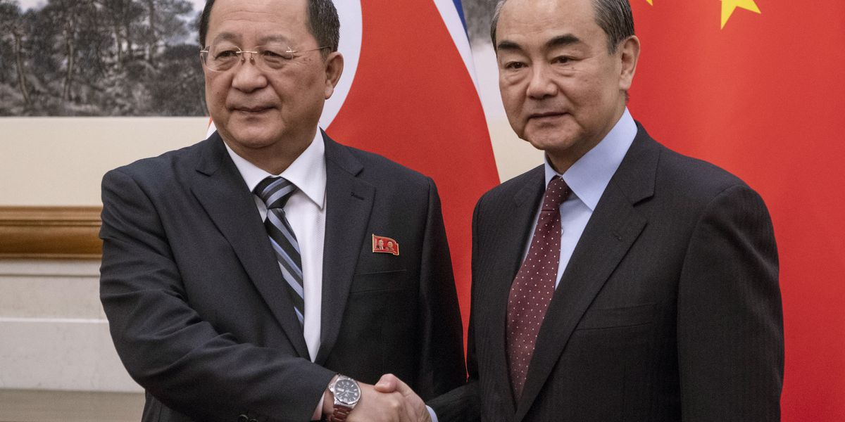 North Korea tells China it's committed to denuclearization