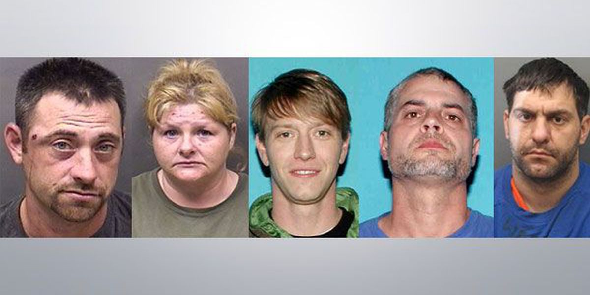 Several wanted in Ascension Parish's 'Operation No Show'