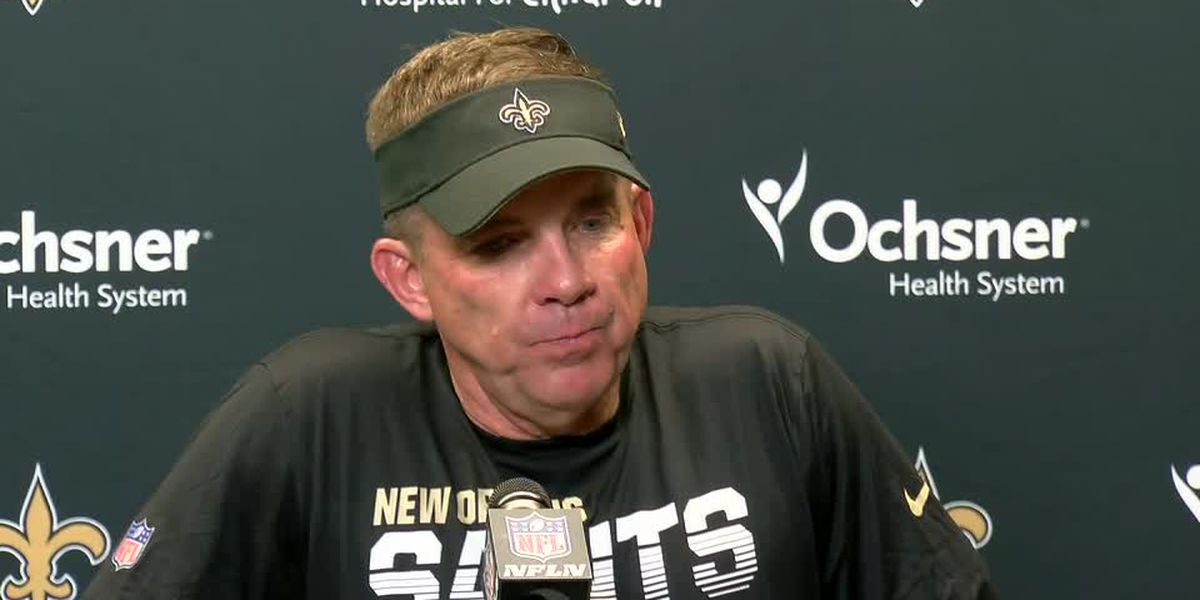 Coach Payton reflects on another win for the Saints
