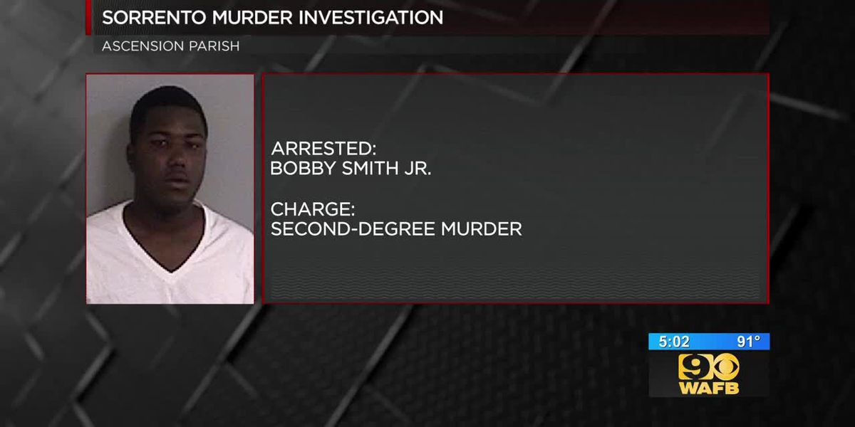 Man arrested in Sorrento murder investigation