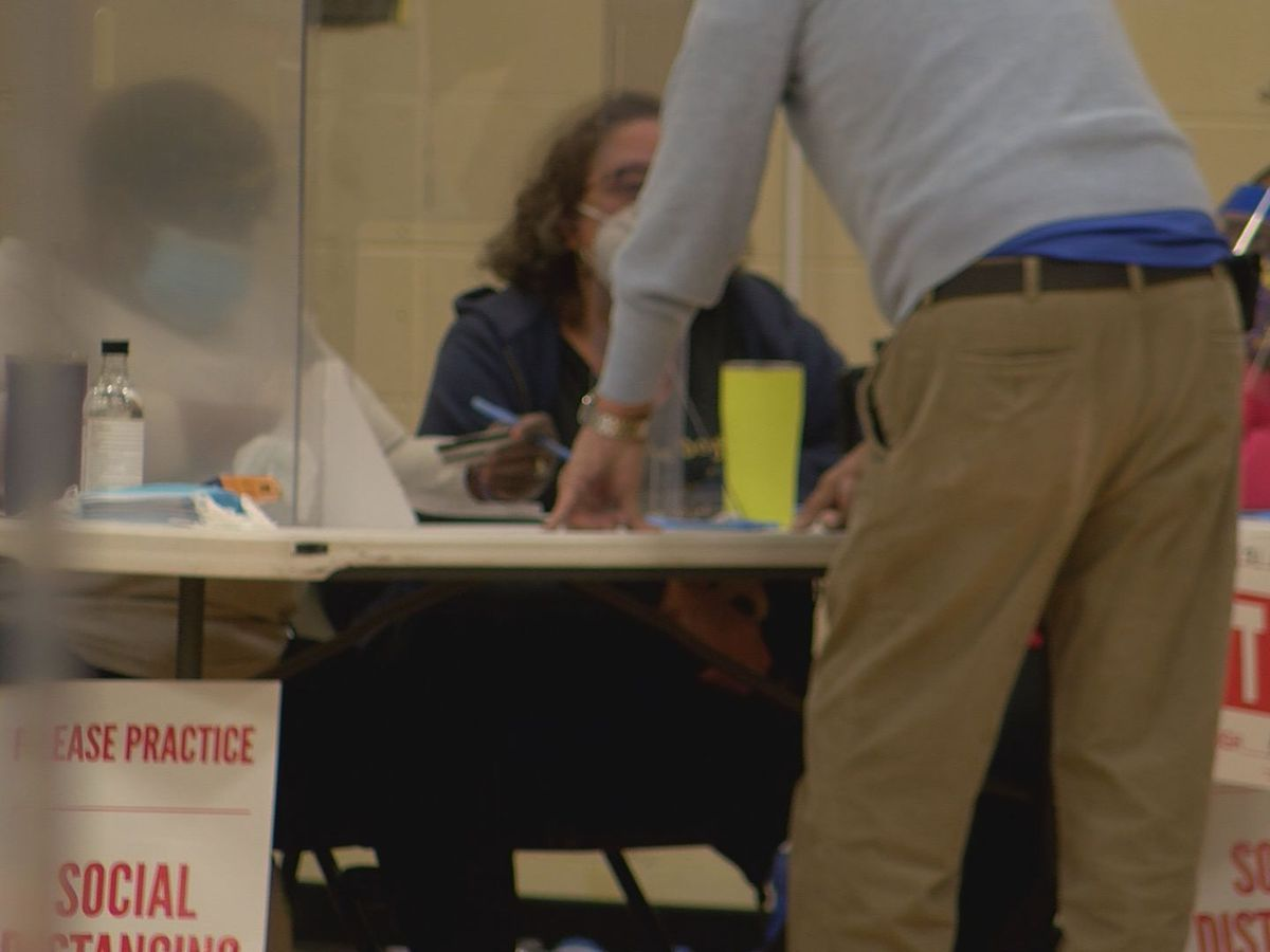 Six EBR metro council seats head to runoff